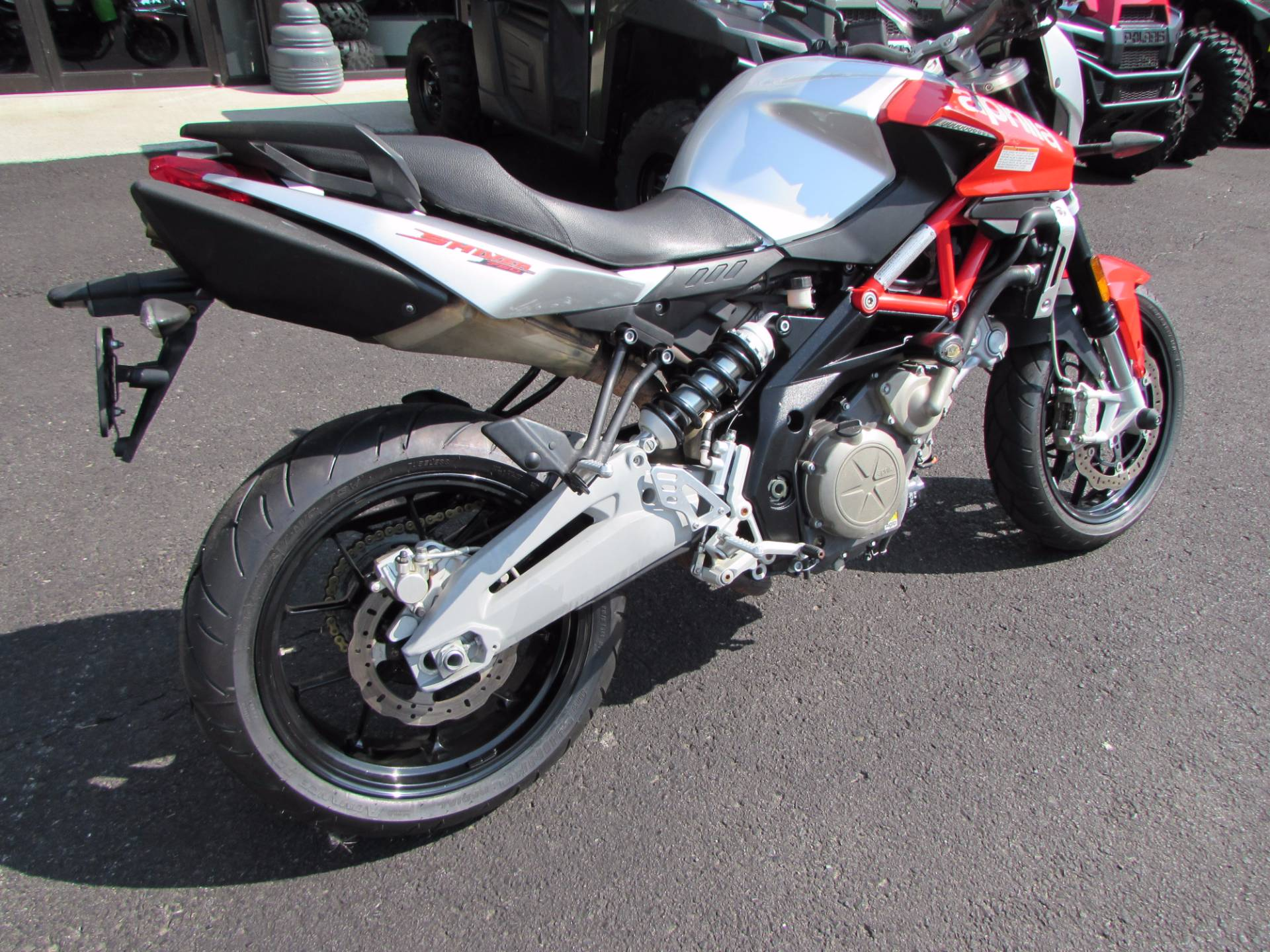 2011 Aprilia Shiver 750 in Wytheville, Virginia - Photo 1