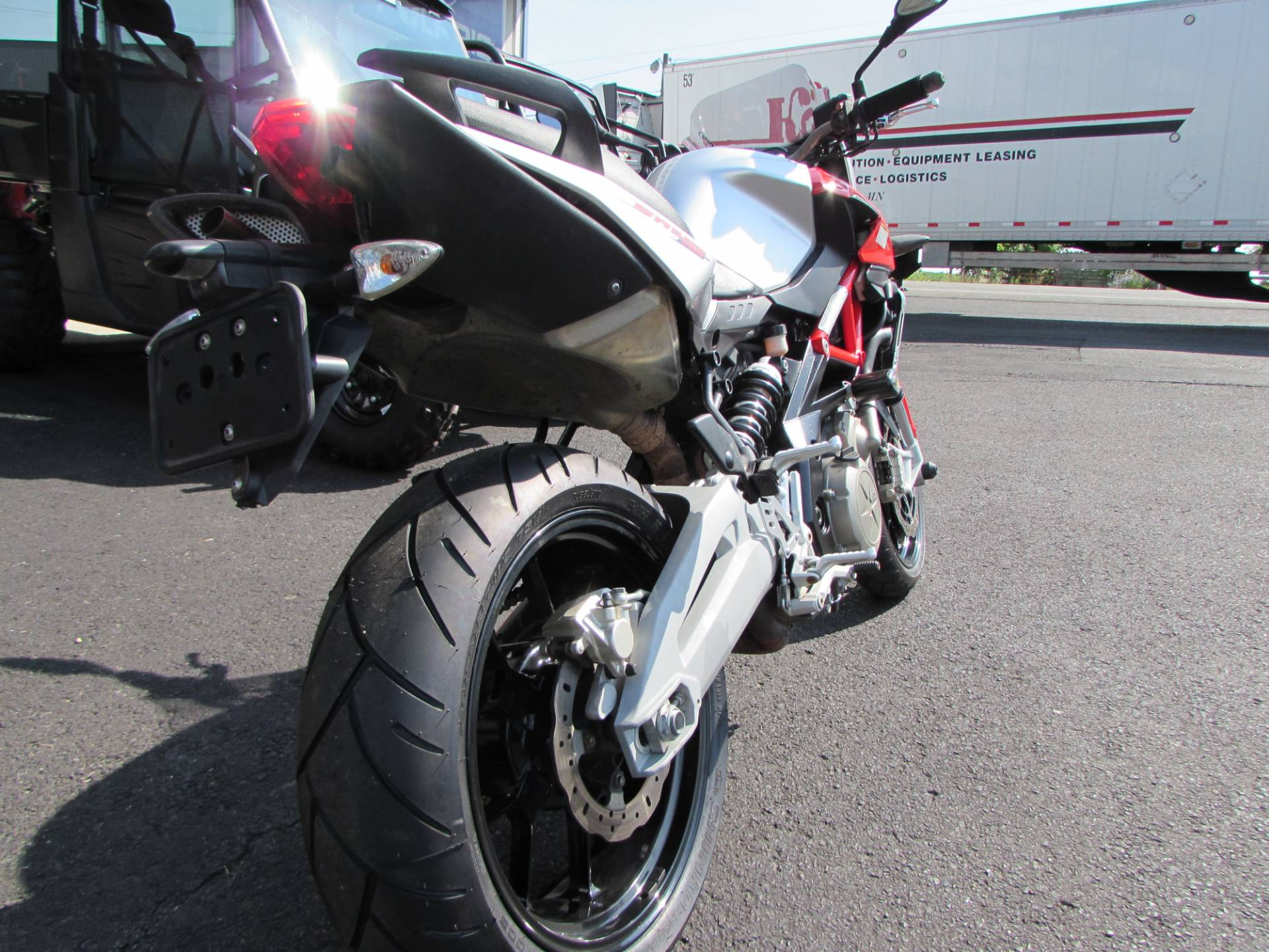 2011 Aprilia Shiver 750 in Wytheville, Virginia - Photo 2