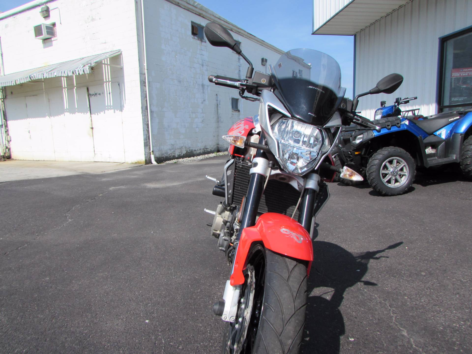 2011 Aprilia Shiver 750 in Wytheville, Virginia - Photo 3