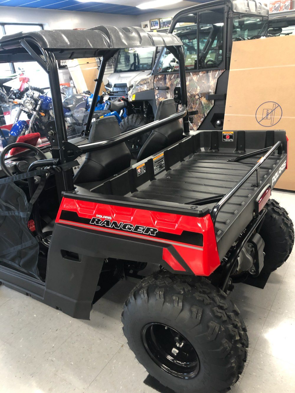 2019 Polaris Ranger 150 EFI in Wytheville, Virginia - Photo 4