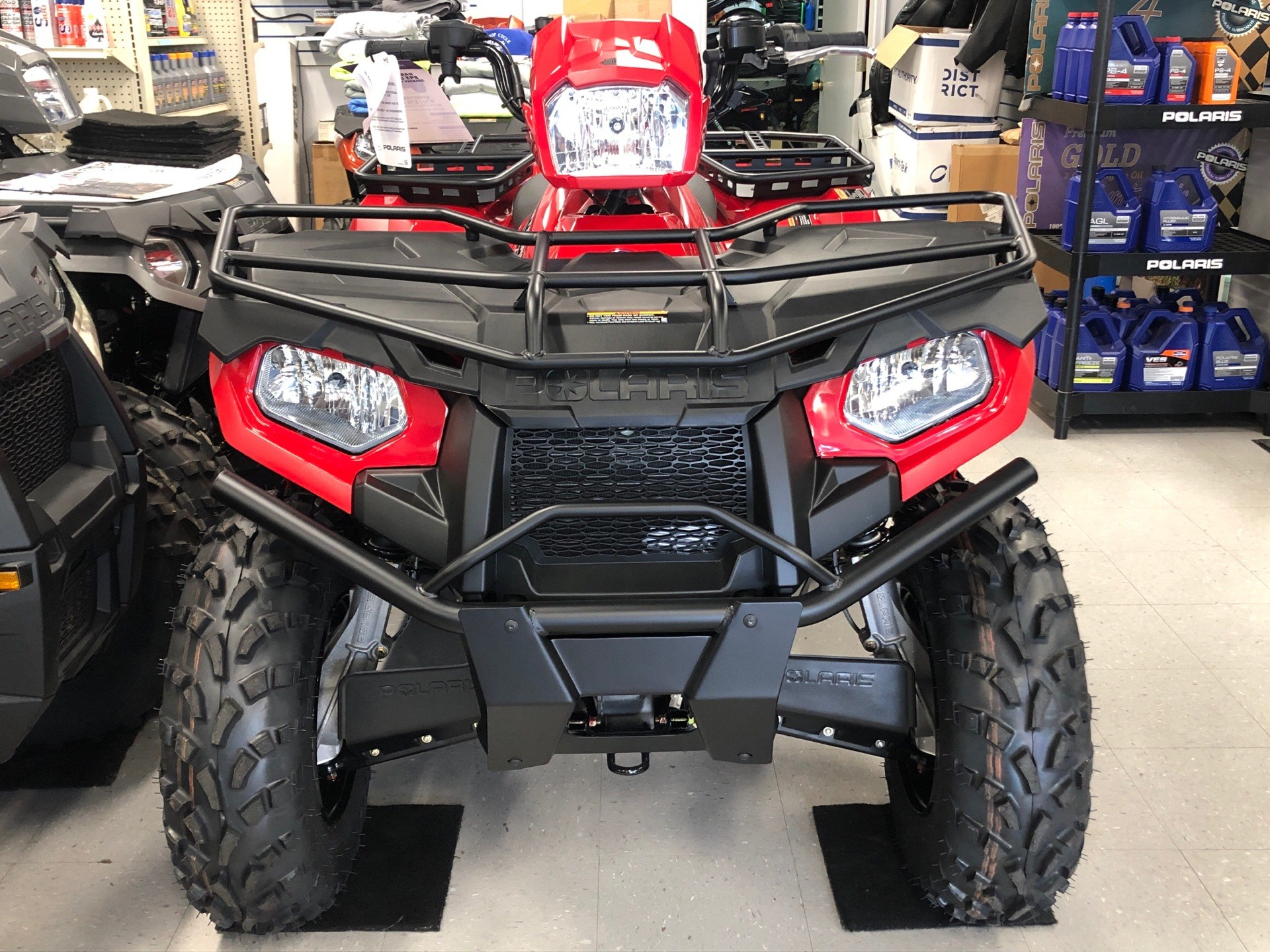 2020 Polaris Sportsman 570 EPS Utility Package in Wytheville, Virginia - Photo 1