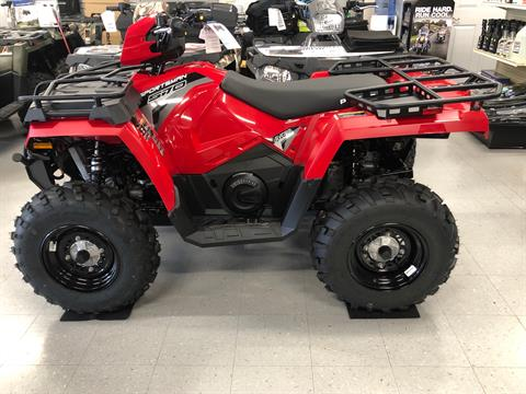 2020 Polaris Sportsman 570 EPS Utility Package in Wytheville, Virginia - Photo 2