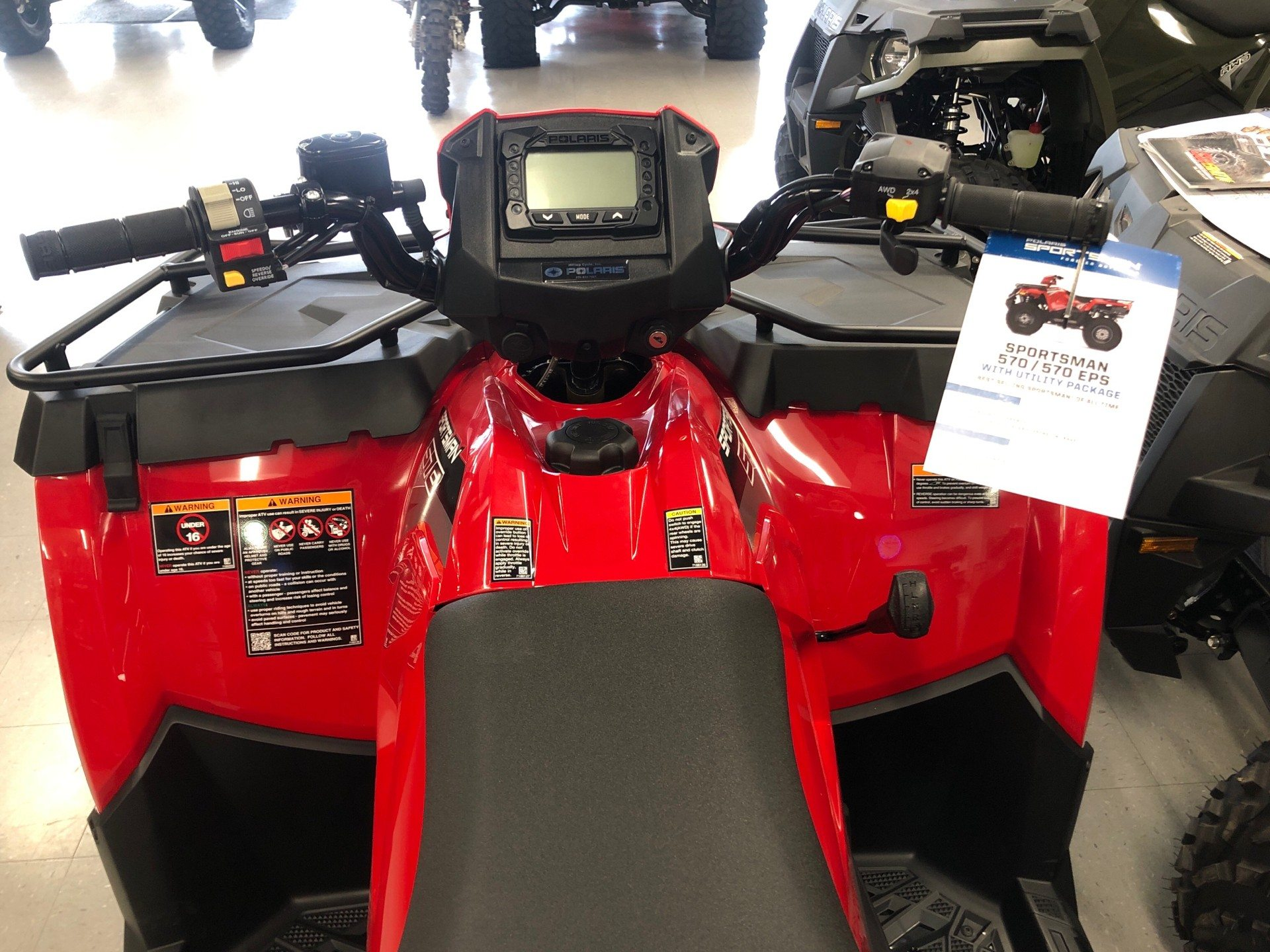 2020 Polaris Sportsman 570 EPS Utility Package in Wytheville, Virginia - Photo 4