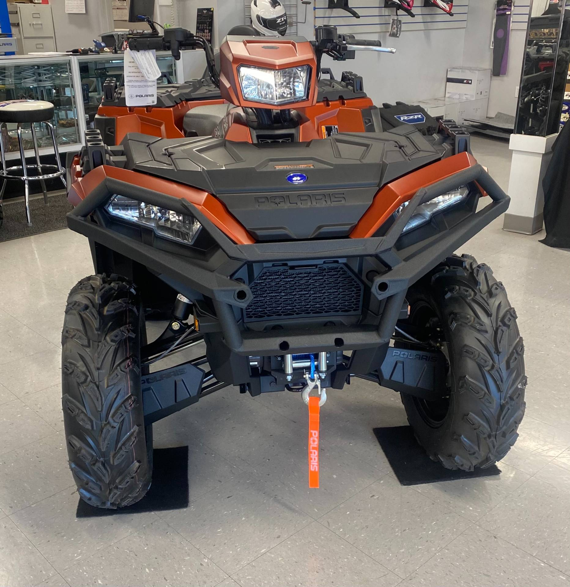 2021 Polaris Sportsman 850 Premium Trail Package in Wytheville, Virginia - Photo 1