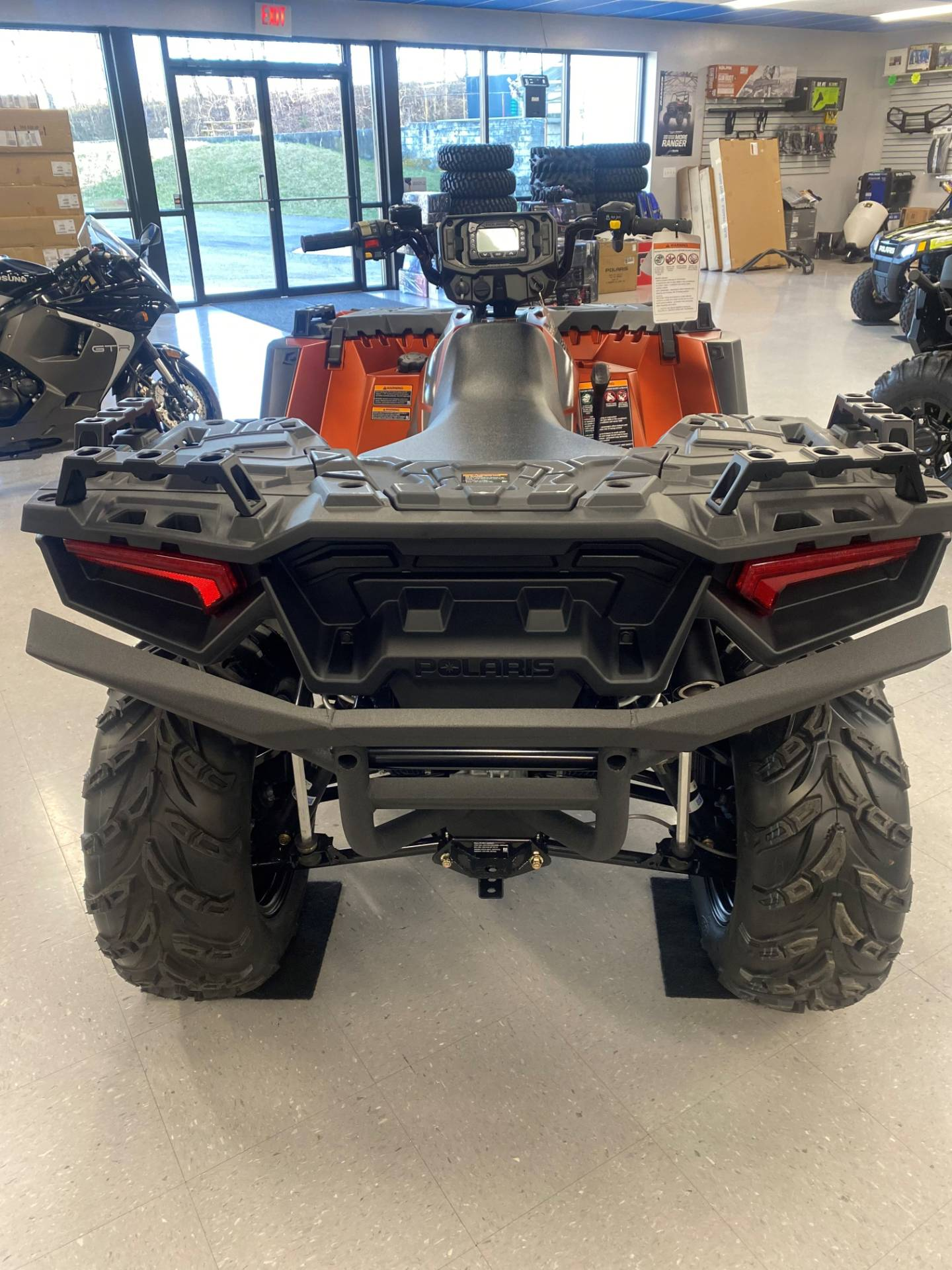 2021 Polaris Sportsman 850 Premium Trail Package in Wytheville, Virginia - Photo 3