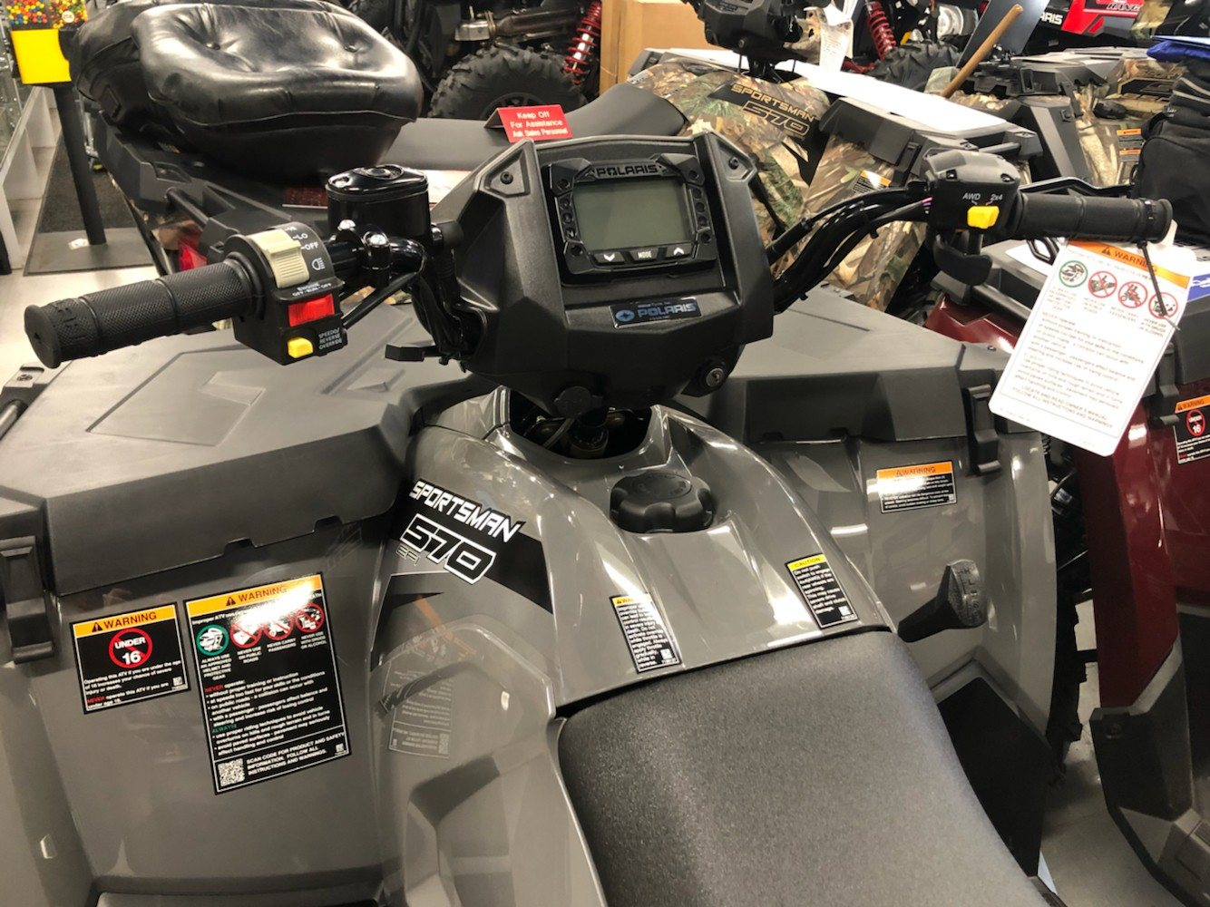 2020 Polaris Sportsman 570 EPS in Wytheville, Virginia - Photo 3