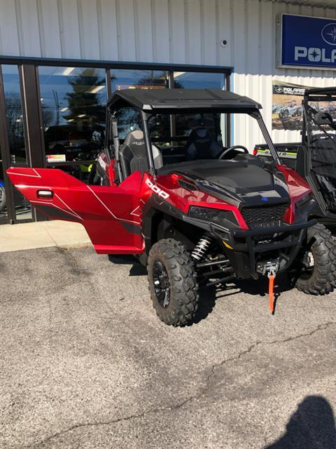 2020 Polaris General 1000 Deluxe in Wytheville, Virginia - Photo 2