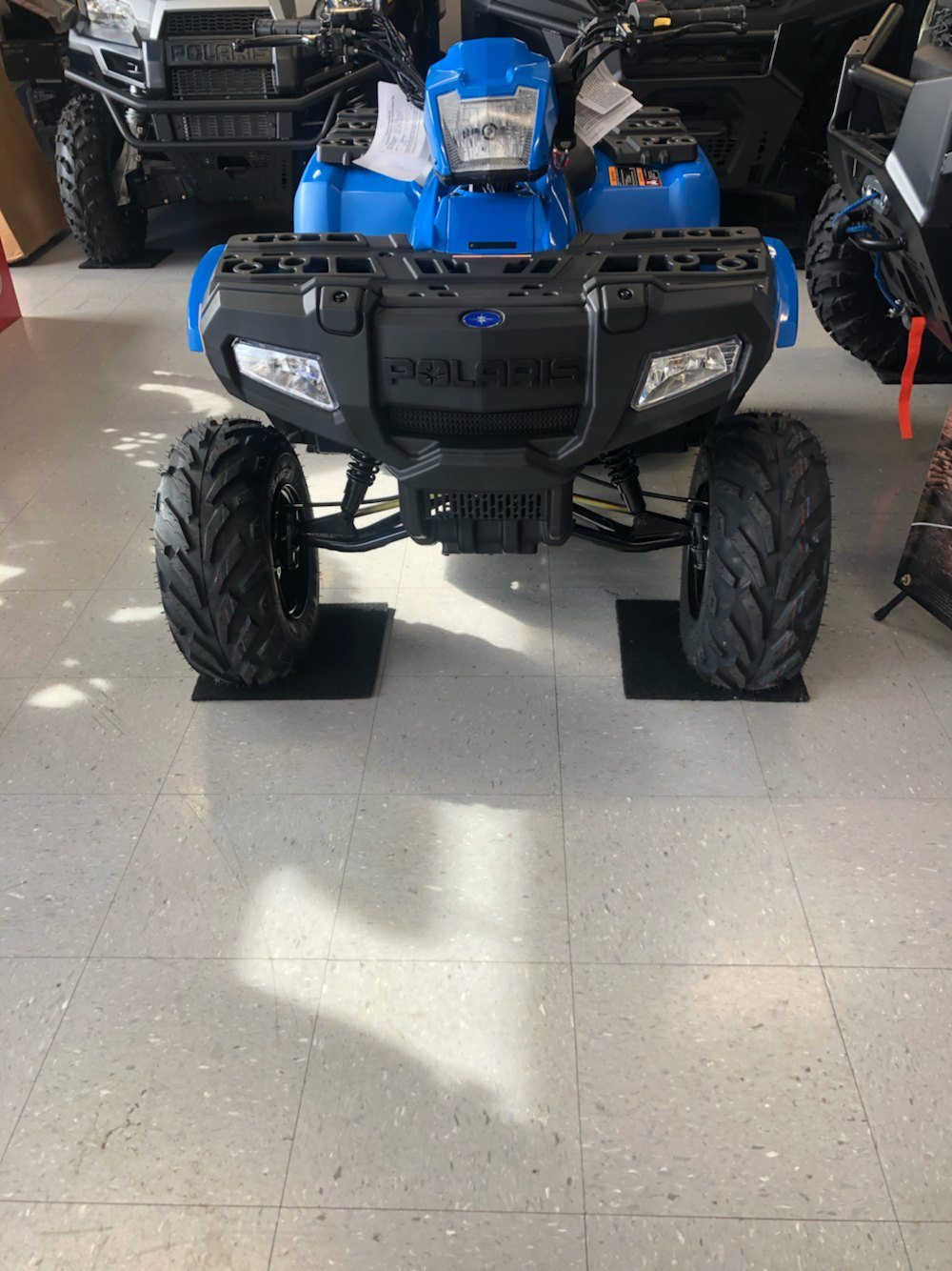 2020 Polaris Sportsman 110 EFI in Wytheville, Virginia - Photo 2