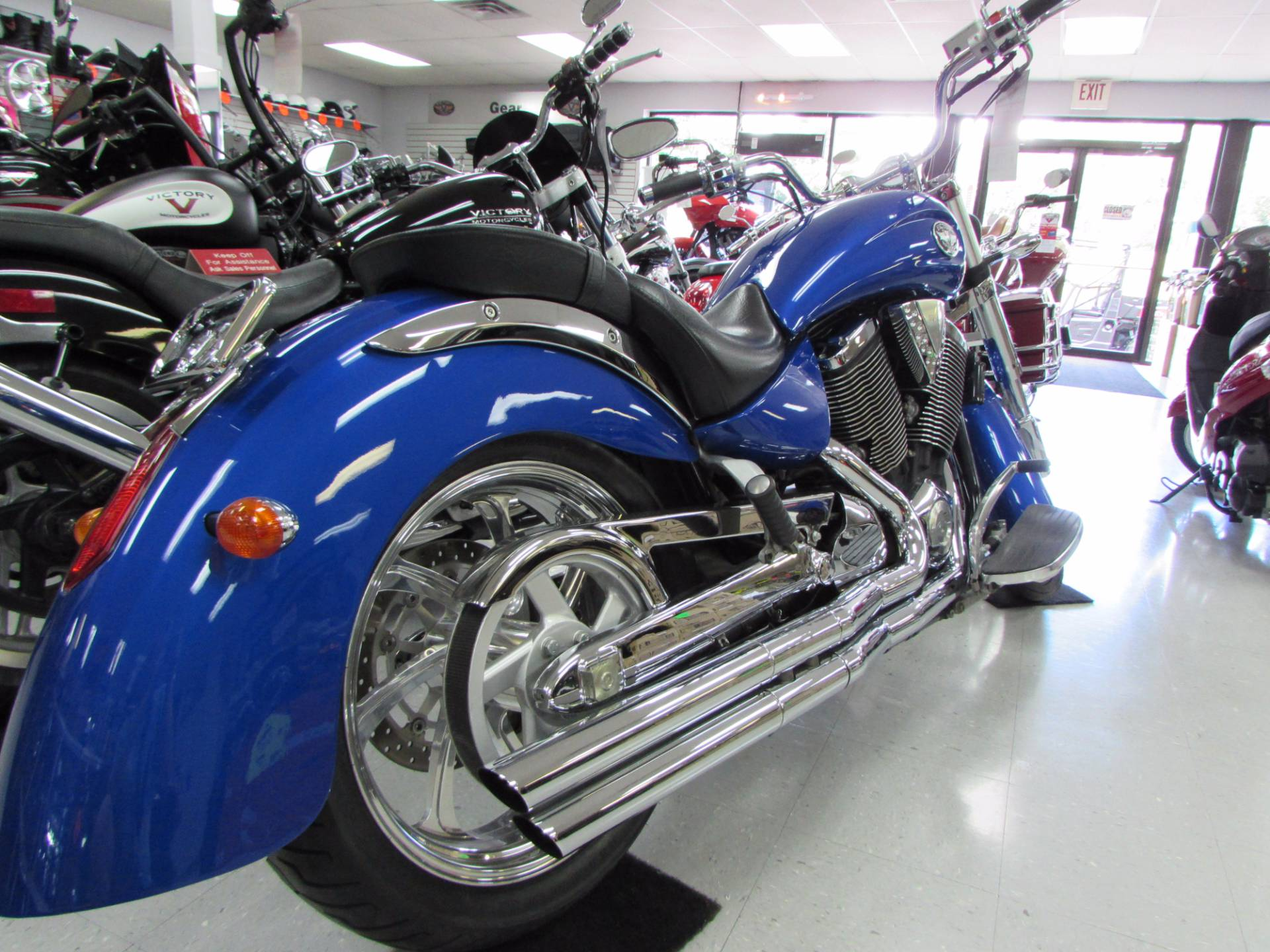 2005 Victory Kingpin Deluxe in Wytheville, Virginia - Photo 1