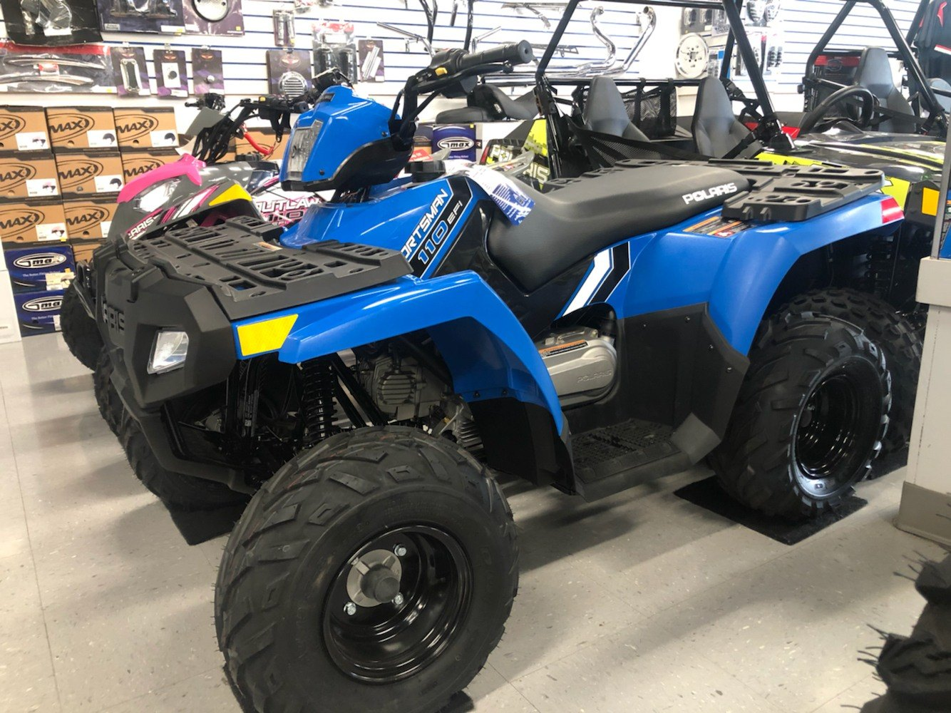 2019 Polaris Sportsman 110 EFI in Wytheville, Virginia - Photo 1
