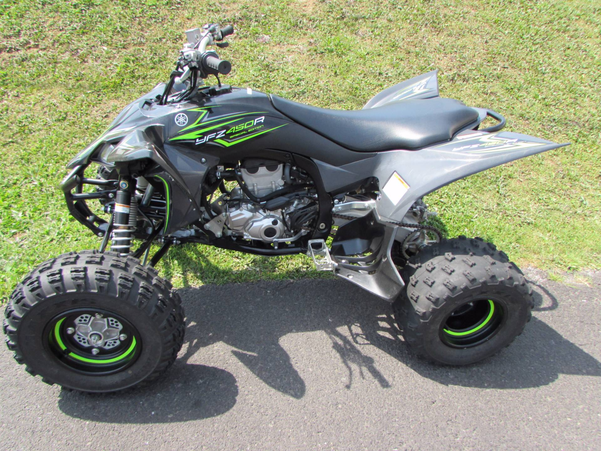 2017 Yamaha YFZ450R LE in Wytheville, Virginia