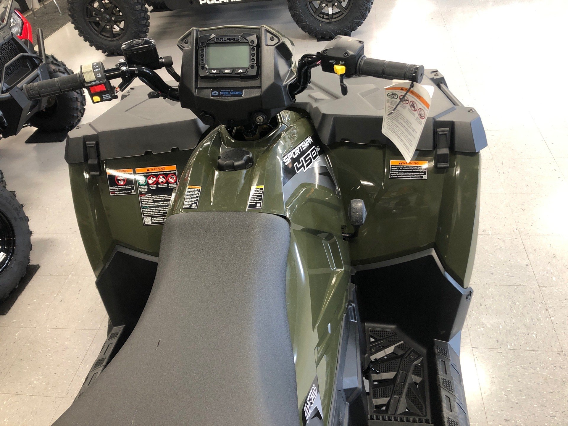 2020 Polaris Sportsman 450 H.O. in Wytheville, Virginia - Photo 3