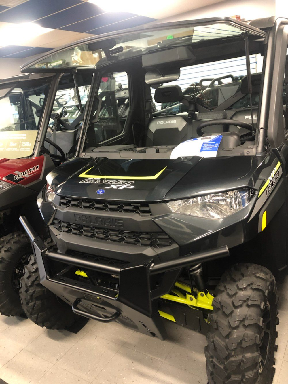 2019 Polaris Ranger XP 1000 EPS Northstar Edition Factory Choice in Wytheville, Virginia - Photo 2