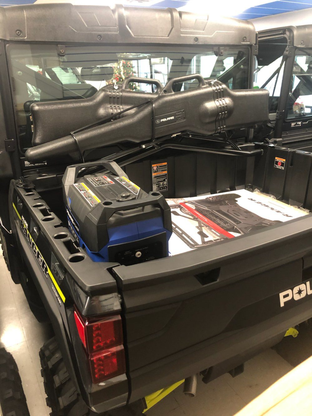 2019 Polaris Ranger XP 1000 EPS Northstar Edition Factory Choice in Wytheville, Virginia - Photo 5