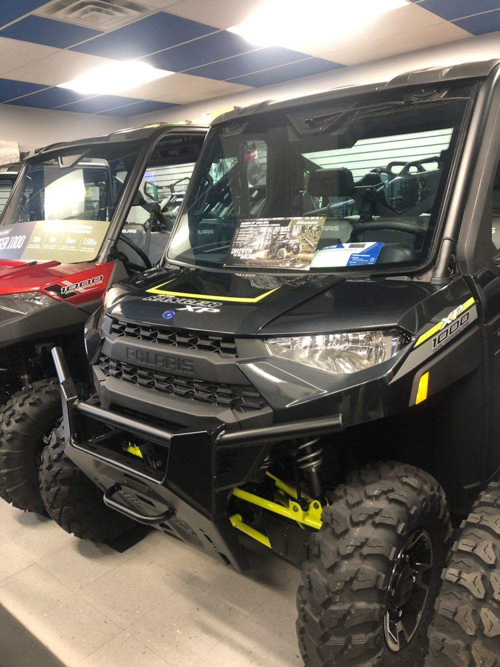 2019 Polaris Ranger XP 1000 EPS Northstar Edition Factory Choice in Wytheville, Virginia - Photo 1