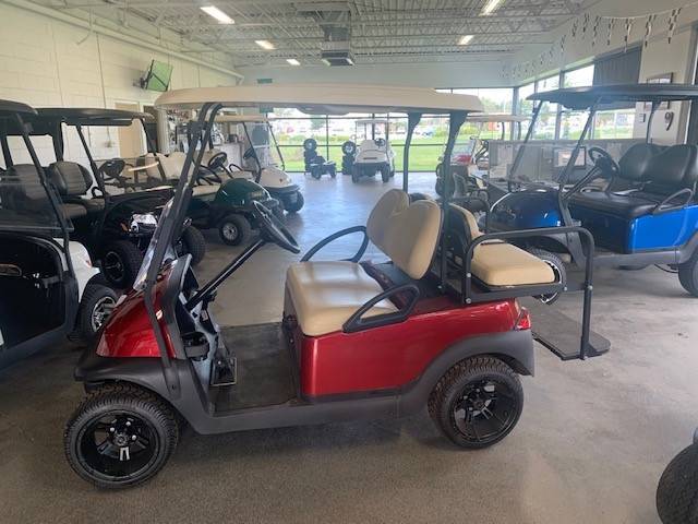 2014 Club Car Club Car Precedent 4 Pass in Commerce, Michigan