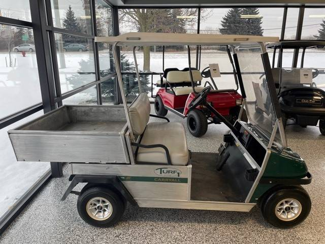 2006 Club Car Carryall Truf 1 in Commerce, Michigan - Photo 2