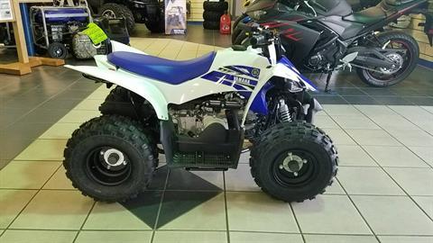 2017 Yamaha RAPTOR 50 in Texas City, Texas
