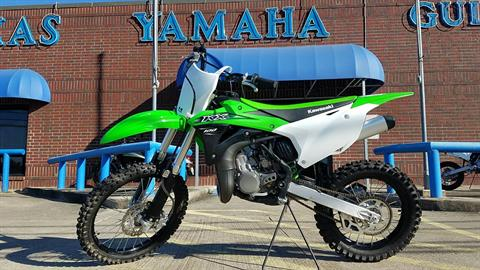 2016 Kawasaki KX100 in Texas City, Texas