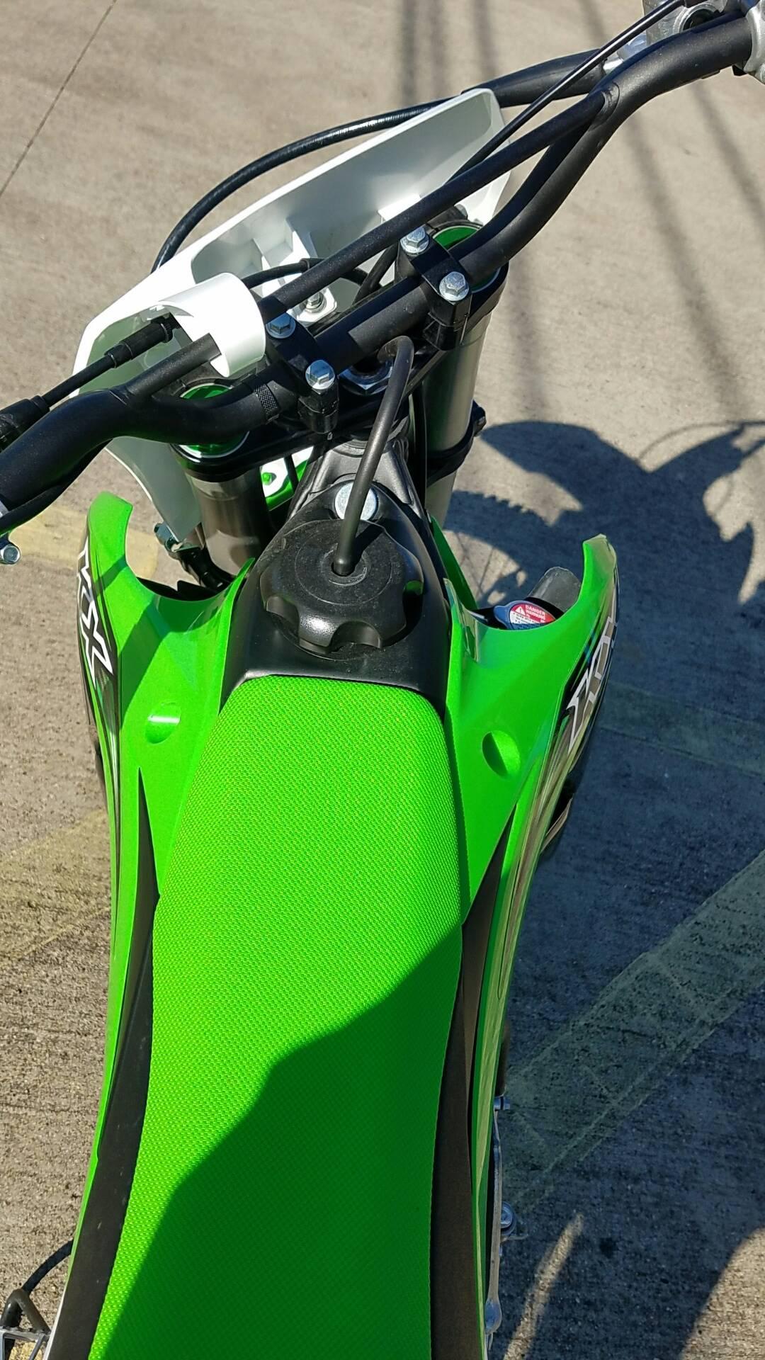 2016 Kawasaki KX100 in Texas City, Texas