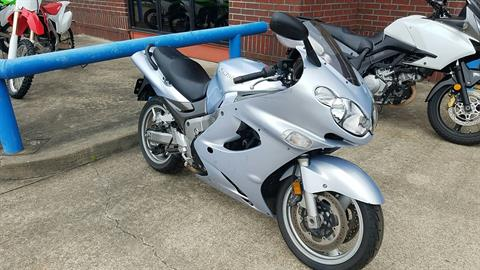 2004 Kawasaki ZXR1200 in Texas City, Texas