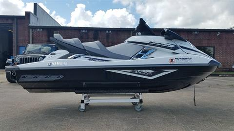2016 Yamaha FX CRUISER SVHO in Texas City, Texas