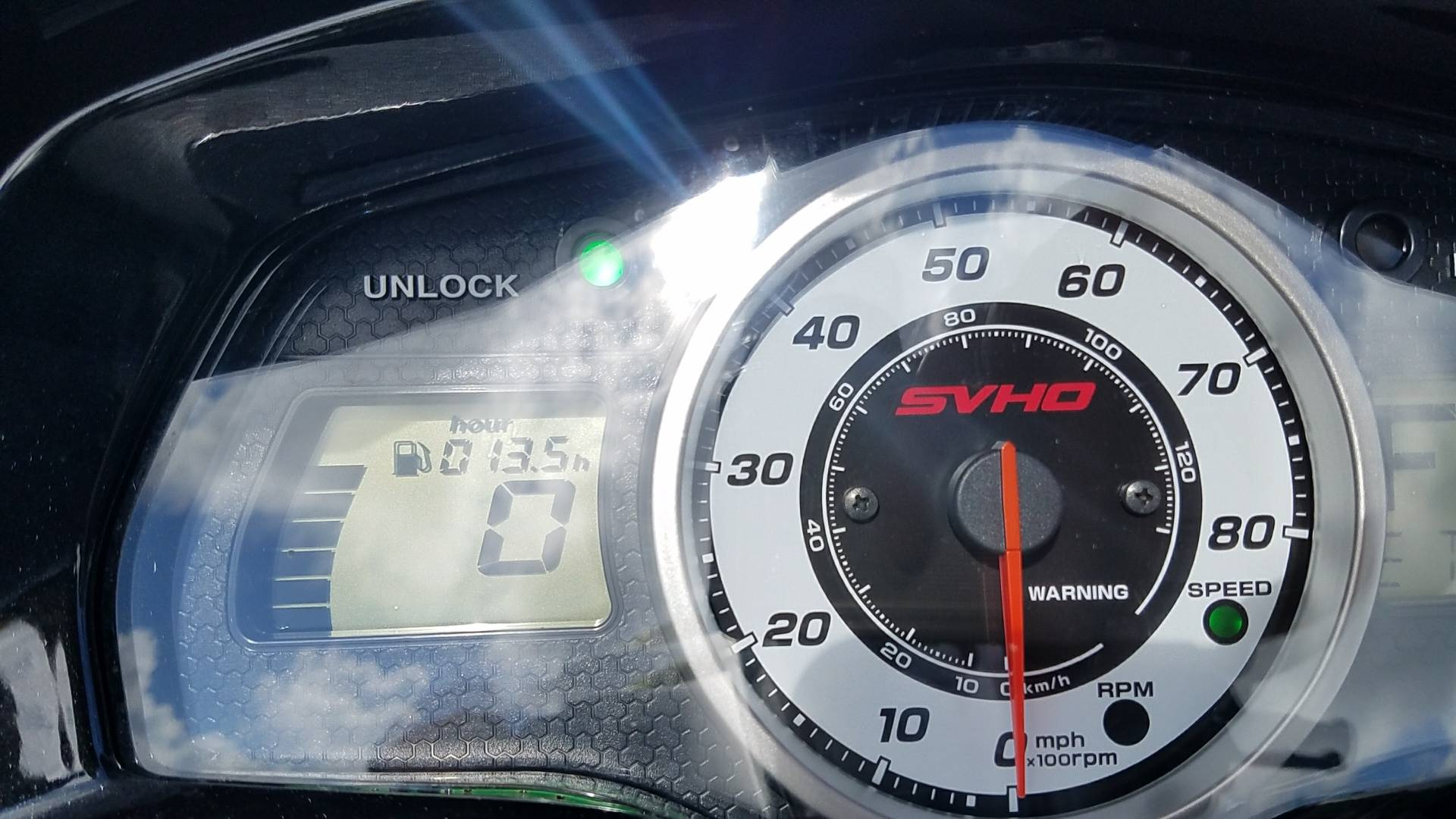 2016 Yamaha FX Cruiser SVHO 8