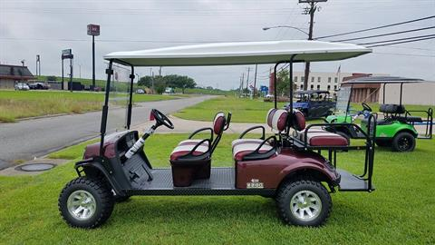 2017 E-Z-Go Personal Express L6 Gas in Texas City, Texas