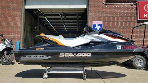2011 Sea-Doo GTI SE 155 in Texas City, Texas