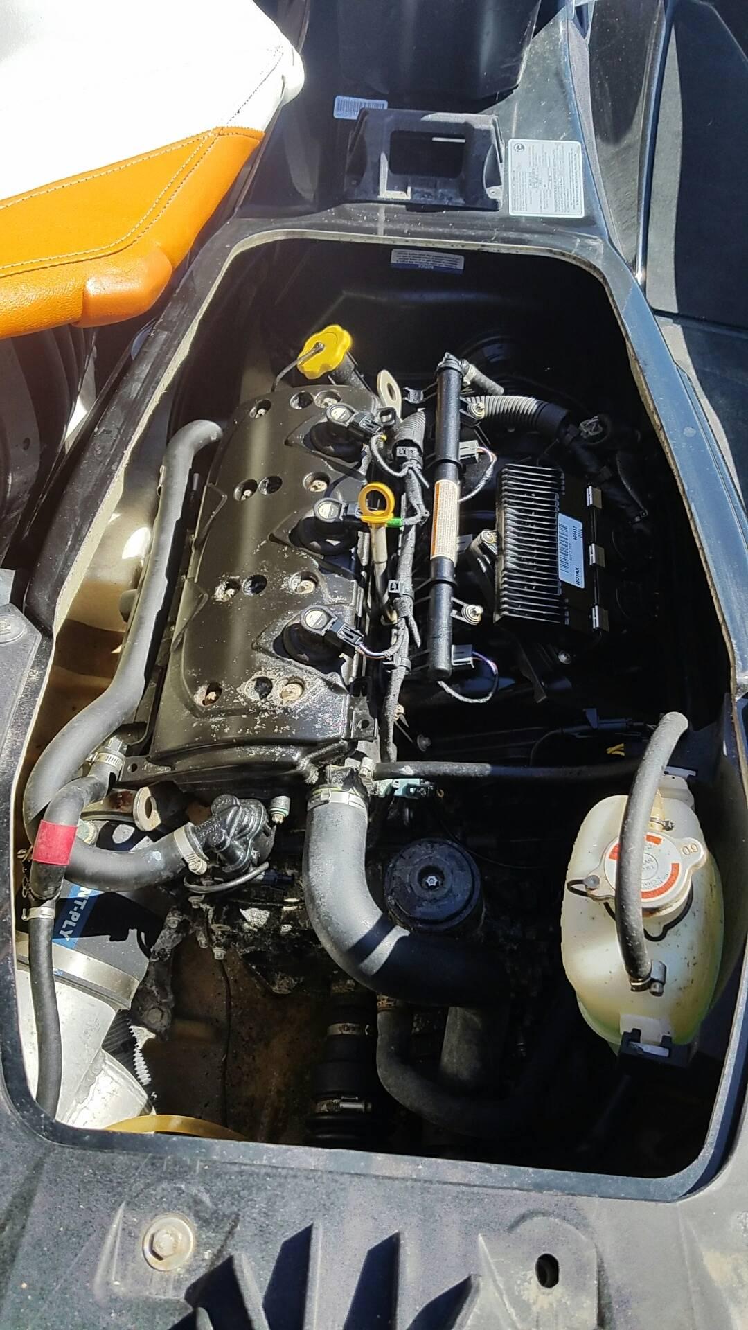 2011 Sea-Doo GTI SE 155 in Texas City, Texas