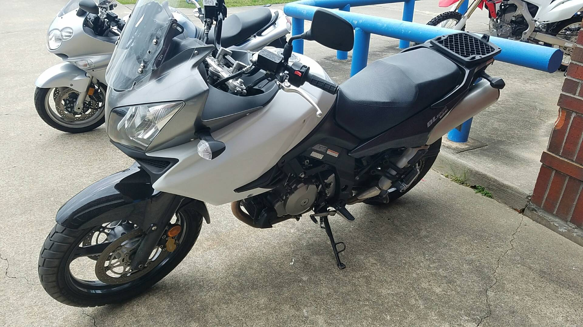 2007 Suzuki DL1000 in Texas City, Texas