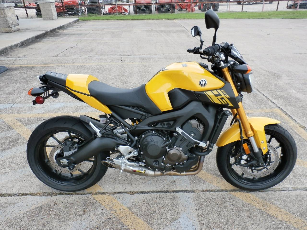 2015 Yamaha FZ-09 for sale 10428