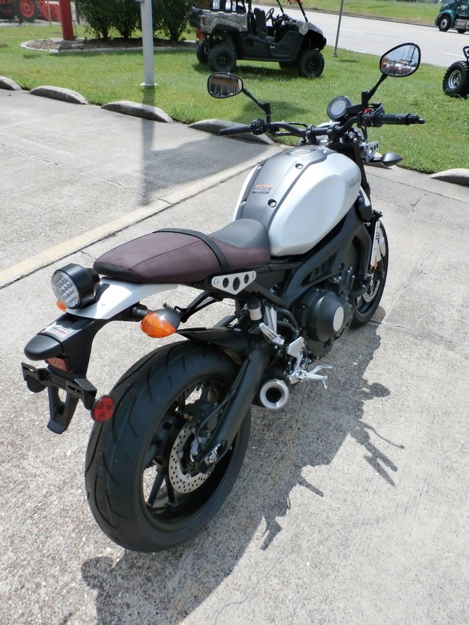 2016 Yamaha XSR900 8