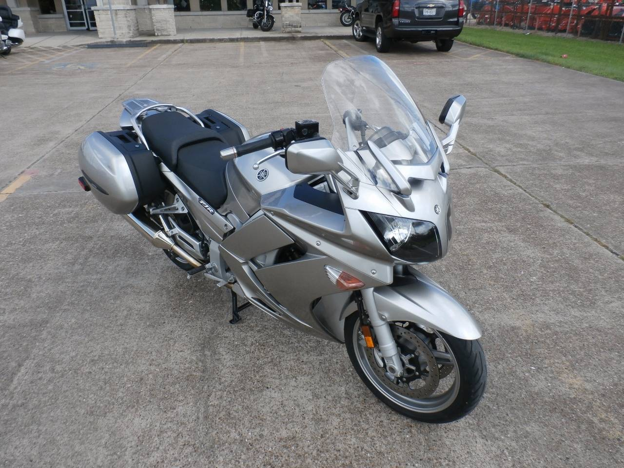 2011 Yamaha FJR1300A 2