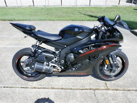 2015 Yamaha YZF-R6 in Webster, Texas
