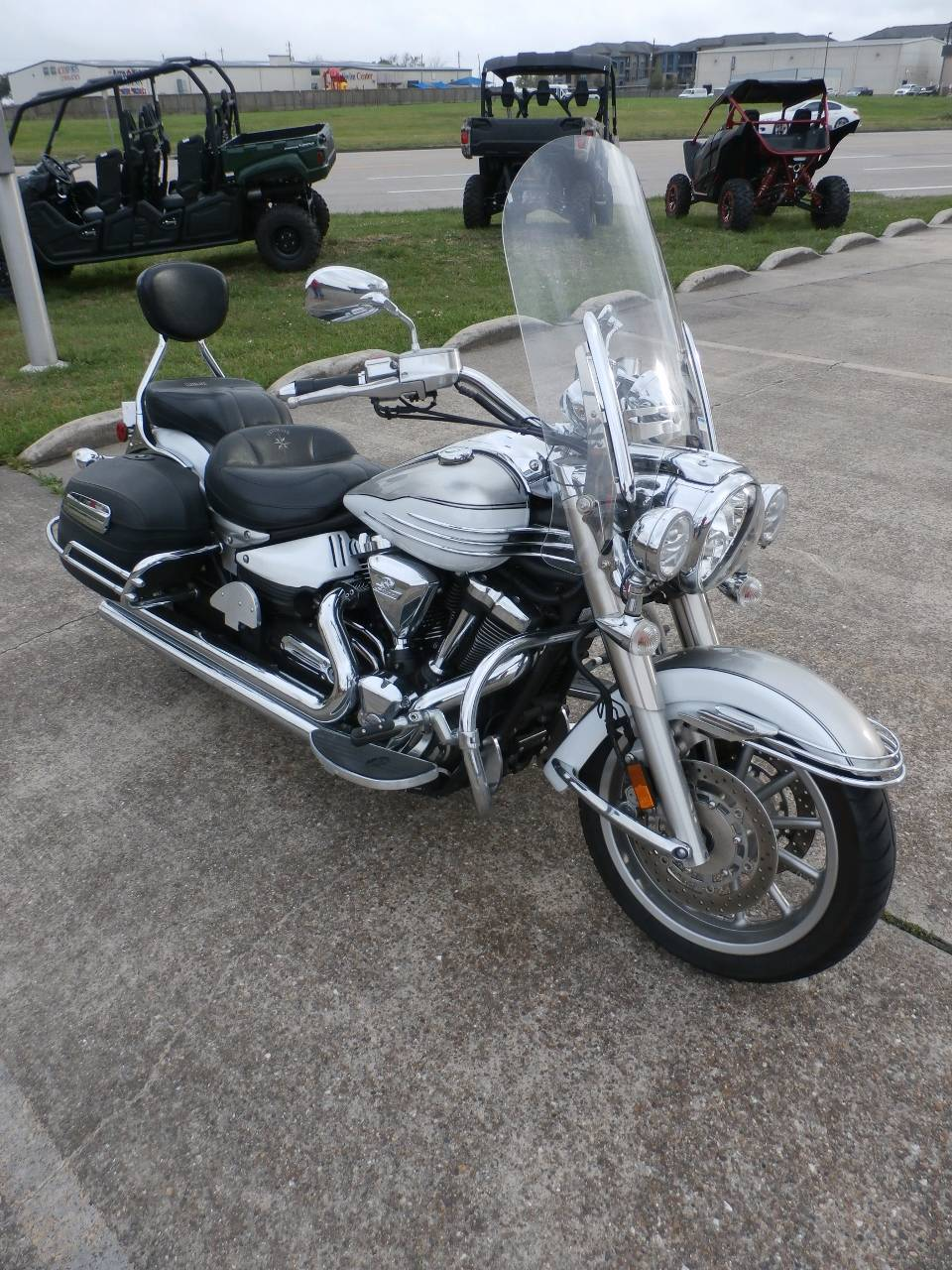 2009 Yamaha Stratoliner in Webster, Texas