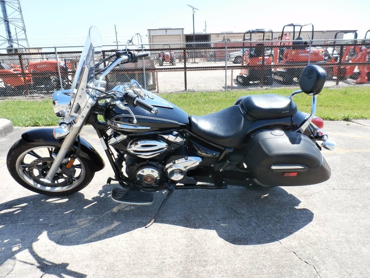 2012 Yamaha V Star 950 Tourer for sale 4366