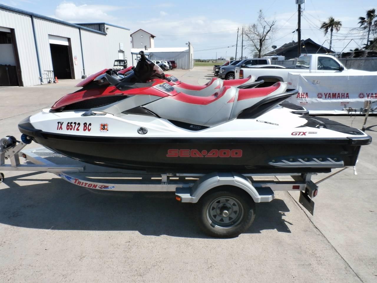 2010 Sea-Doo GTX 155 in Webster, Texas