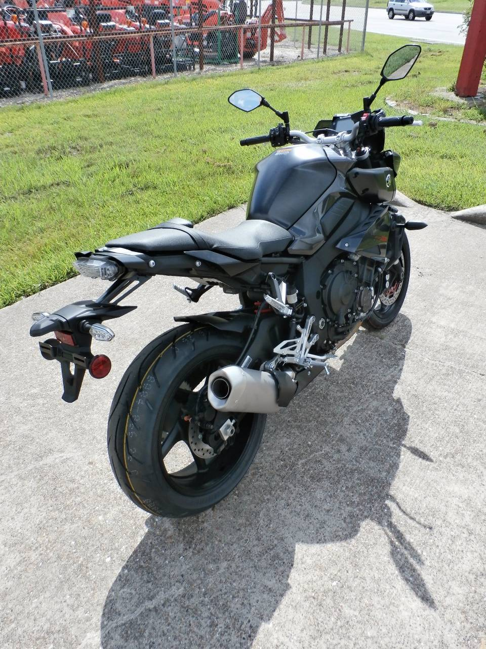 2017 Yamaha FZ-10 3