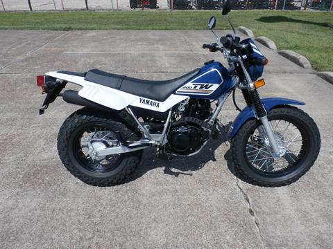 2017 Yamaha TW200 in Webster, Texas