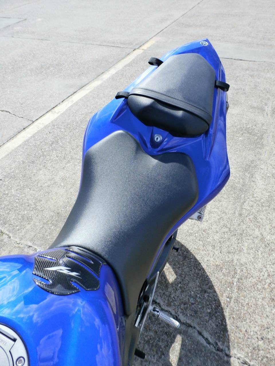 2007 Yamaha YZF-R1 11