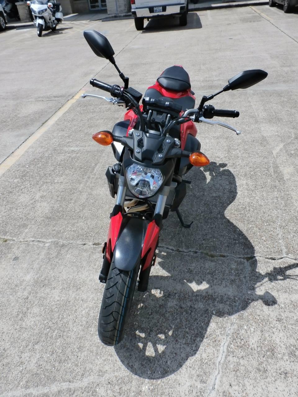 2017 Yamaha FZ-07 ABS 9