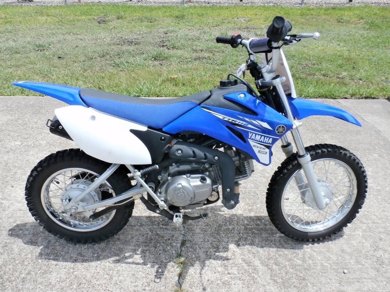 2017 Yamaha TT-R110E for sale 2855