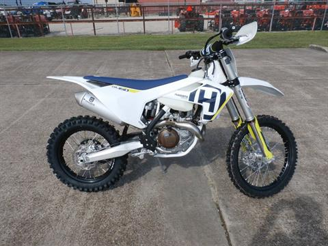 2018 Husqvarna FX 450 in Webster, Texas