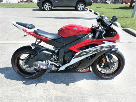 2014 Yamaha YZF-R6 in Webster, Texas
