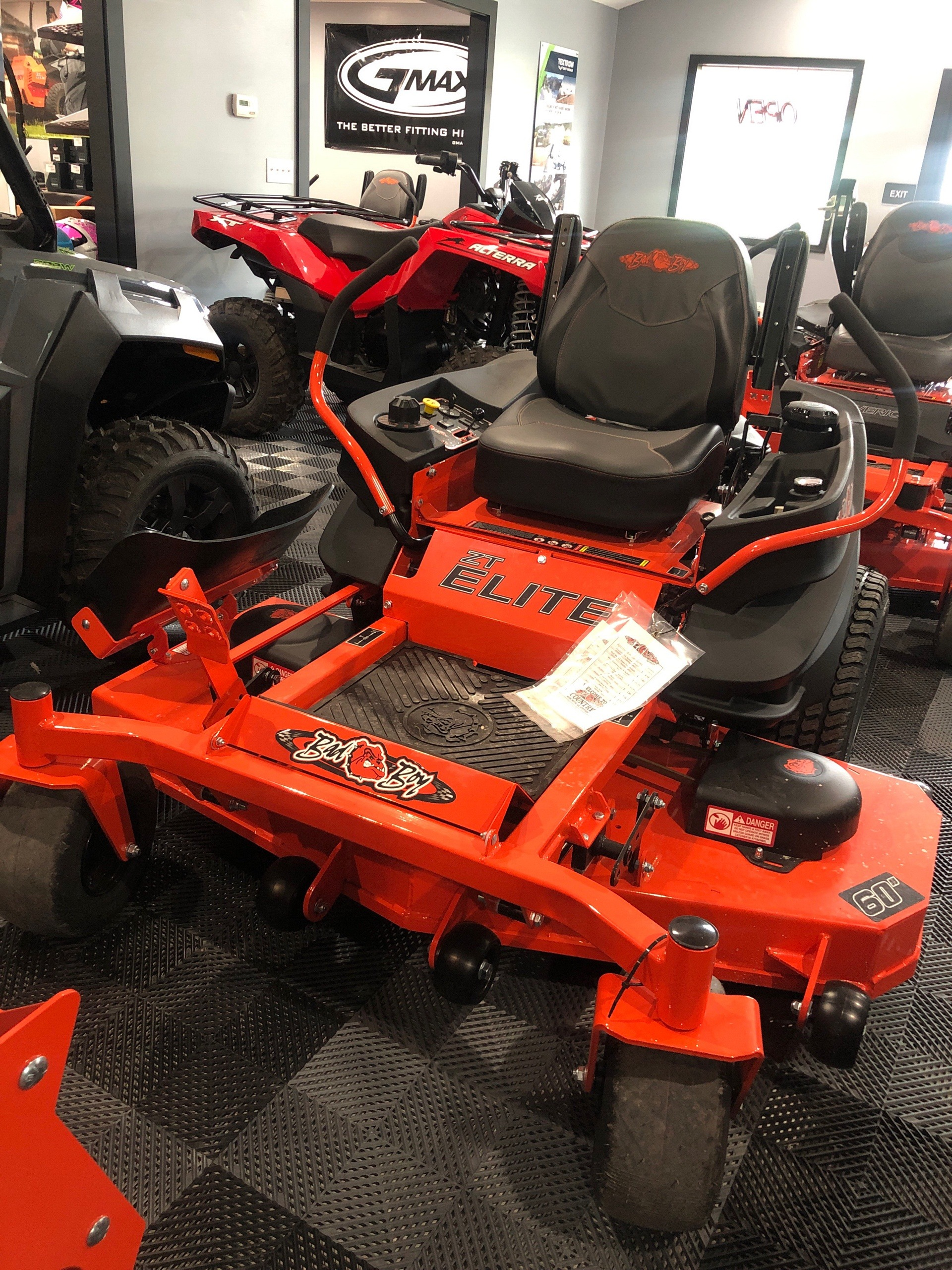 2019 Bad Boy Mowers 6000 Kawasaki ZT Elite in Effort, Pennsylvania - Photo 1
