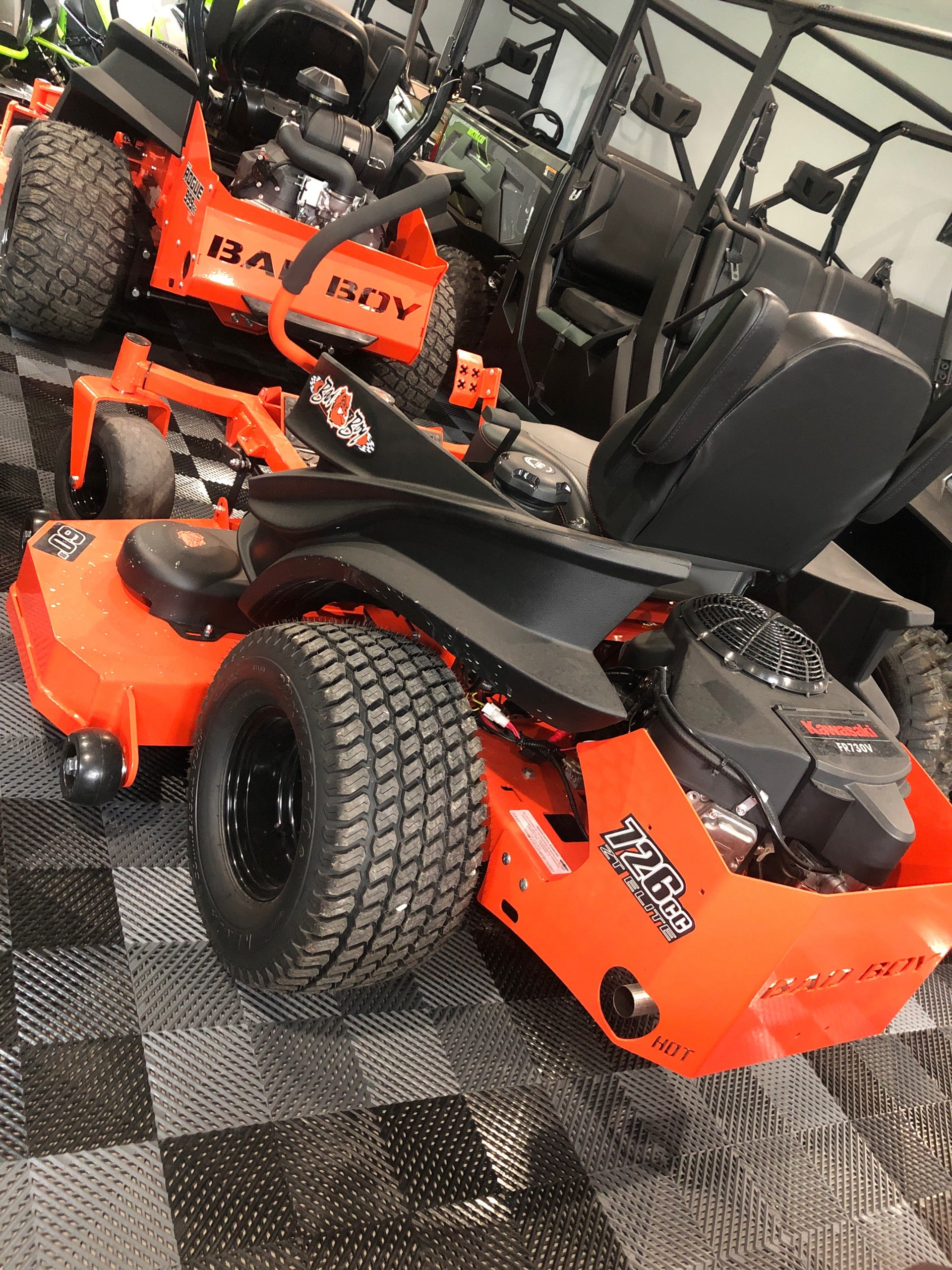 2019 Bad Boy Mowers 6000 Kawasaki ZT Elite in Effort, Pennsylvania - Photo 2