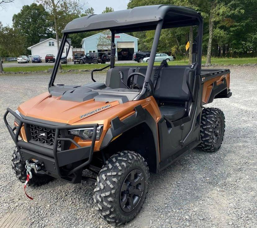 2021 Arctic Cat Prowler Pro Ranch Edition in Effort, Pennsylvania - Photo 1
