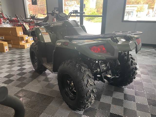 2021 Arctic Cat Alterra 450 in Effort, Pennsylvania - Photo 2