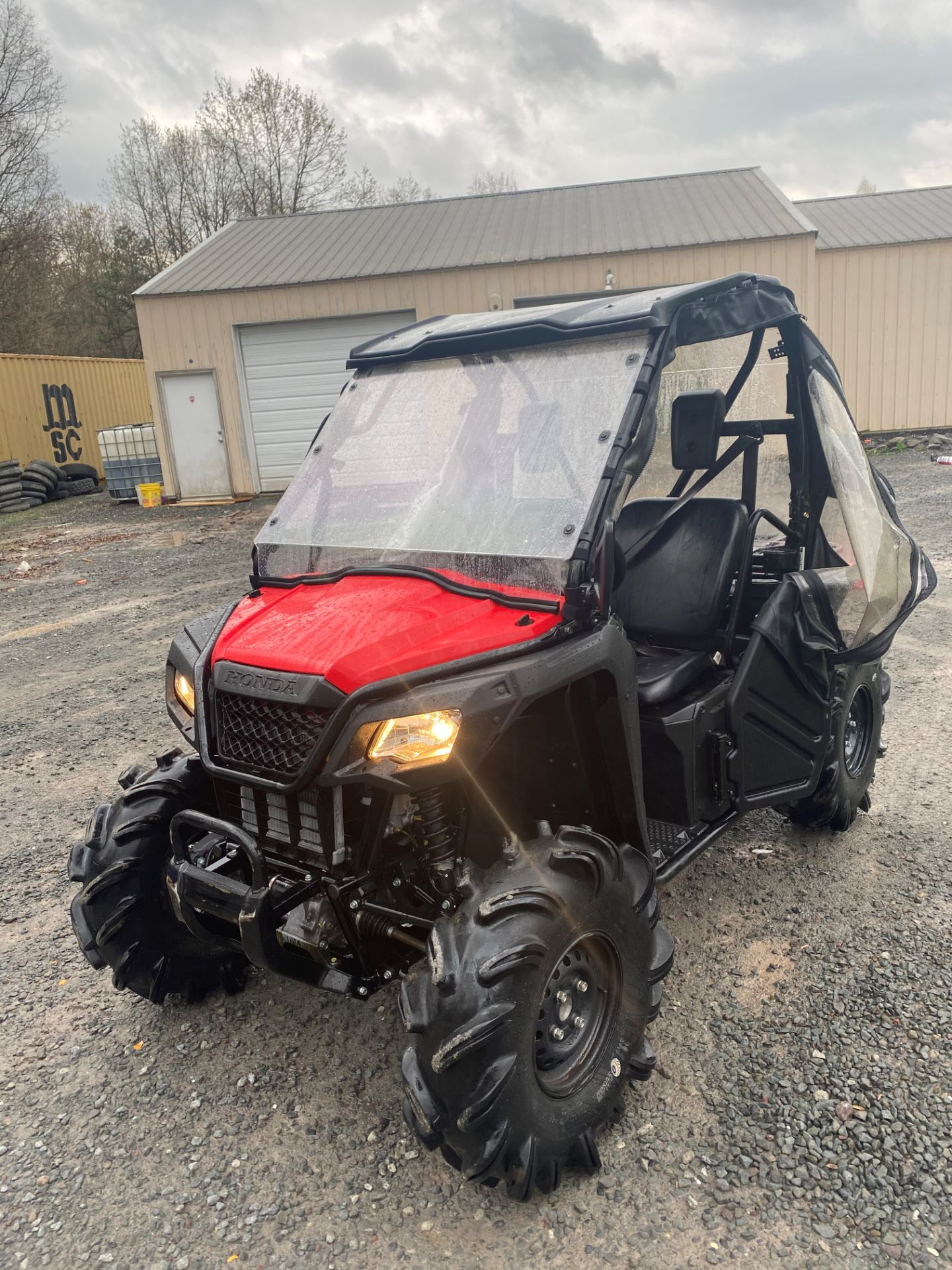 2018 Honda Pioneer 500 in Effort, Pennsylvania - Photo 2